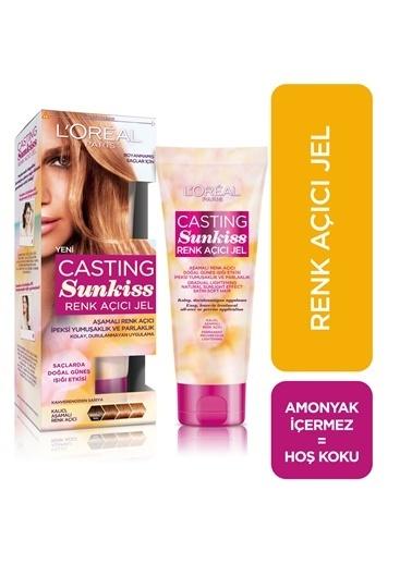 L'Oréal Paris Casting Sunkiss AÇıcı Jel 100 ml Renkli